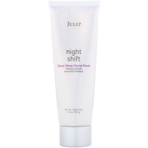 Julep, Night Shift, Deep Sleep Facial Mask, 2.8 oz (79.3 g) Review