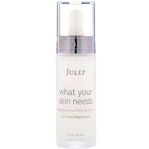 Julep, What Your Skin Needs, Restorative Facial Milk, 1 fl oz (29.6 ml) Review
