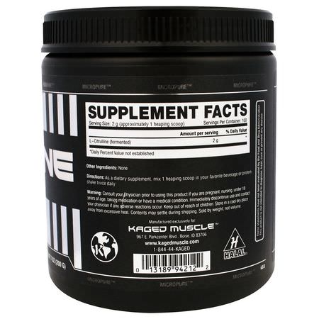Condition Specific Formulas, L-Citrulline, Amino Acids, Supplements