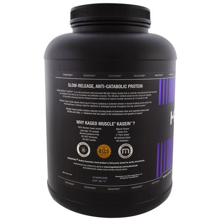 Kaged Muscle, Micellar Casein Protein