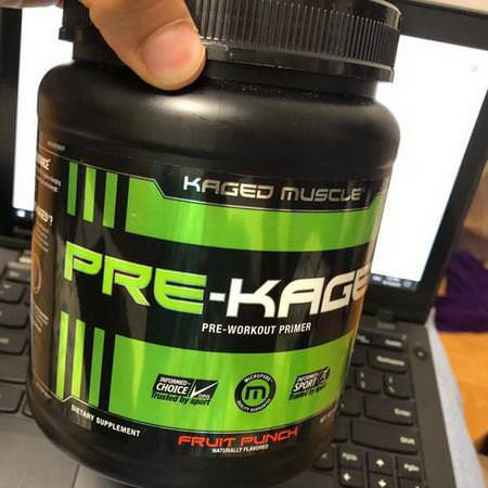 Kaged Muscle, Amino Acid Blends, Caffeine