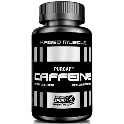 Kaged Muscle, PurCaf, Caffeine, 100 Veggie Caps Review