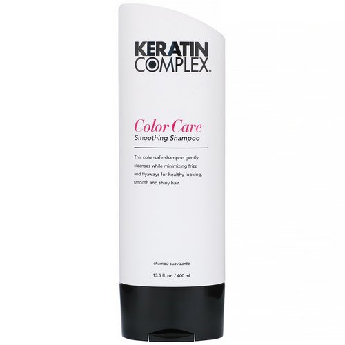 Keratin Complex, Color Care Smoothing Shampoo, 13.5 fl oz (400 ml) Review