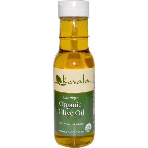 Kevala, Extra Virgin Organic Olive Oil, 8 fl oz (236 ml) Review