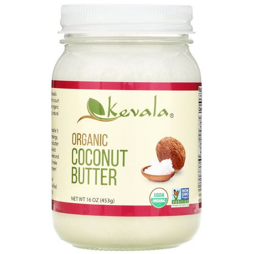 Kevala, Organic Coconut Butter, 16 oz (453 g) Review