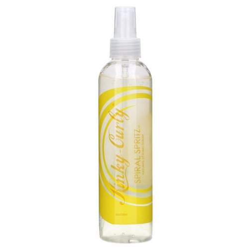 Kinky-Curly, Spiral Spritz, Natural Styling Serum, 8 oz (236 ml) Review