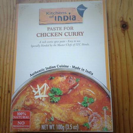 Kitchens of India Grocery Sauces Marinades