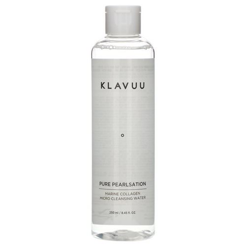 KLAVUU, Pure Pearlsation, Marine Collagen Micro Cleansing Water, 8.45 fl oz (250 ml) Review