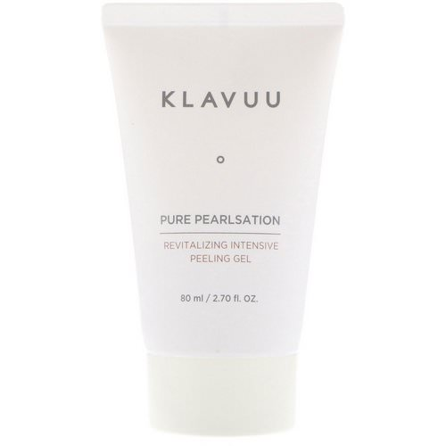 KLAVUU, Pure Pearlsation, Revitalizing Intensive Peeling Gel, 2.70 fl oz (80 ml) Review