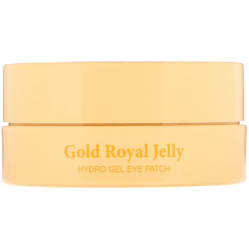 Koelf, Gold Royal Jelly Hydro Gel Eye Patch, 60 Patches Review