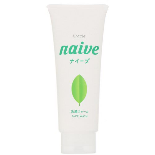 Kracie, Naive, Face Wash, Green Tea, 4.5 oz (130 g) Review