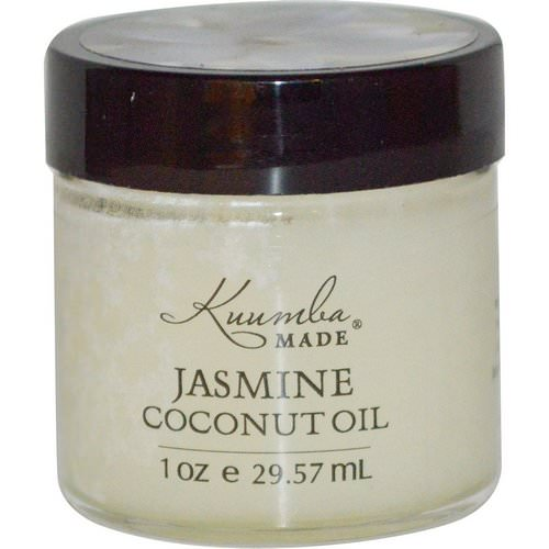 Kuumba Made, Jasmine Coconut Oil, 1 oz (29.57 ml) Review