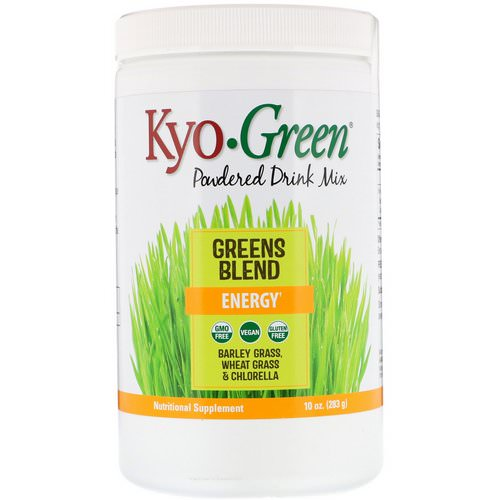 Kyolic, Kyo-Green, Powdered Drink Mix, 10 oz (283 g) Review