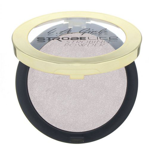 L.A. Girl, Strobe Lite, Strobing Powder, 120 Watt, 0.19 oz (5.5 g) Review