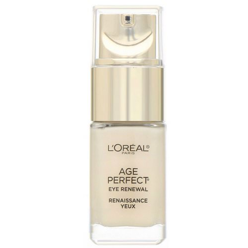L'Oreal, Age Perfect Eye Renewal, Skin Renewing Eye Treatment, 0.5 fl oz (15 ml) Review