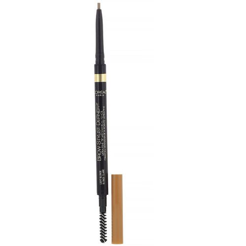 L'Oreal, Brow Stylist Definer, Ultra Fine Tip, 385 Light Blonde, 0.003 oz (0.09 g) Review