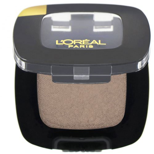 L'Oreal, Color Riche Eye Shadow, 201 Little Beige Dress, .12 oz (3.5 g) Review