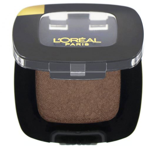 L'Oreal, Color Riche Eye Shadow, 204 Quartz Fume, .12 oz (3.5 g) Review