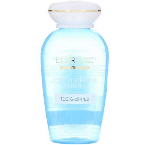 L'Oreal, Dermo-Expertise, Eye Makeup Remover, 4 fl oz (118 ml) Review