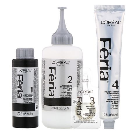 L'Oreal, Hair Color