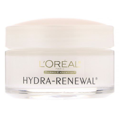 L'Oreal, Hydra Renewal, Day/Night Cream, 1.7 oz (48 g) Review