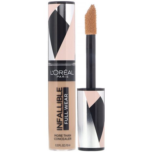 L'Oreal, Infallible Full Wear More Than Concealer, 370 Biscuit, 0.33 fl oz (10 ml) Review