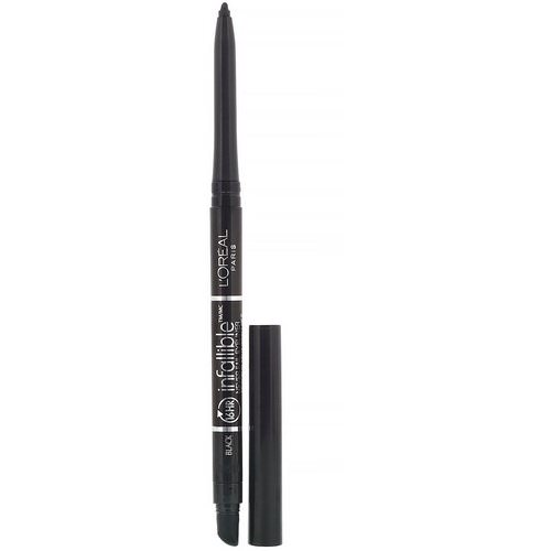 L'Oreal, Infallible Mechanical Eyeliner, 511 Black, 0.008 oz (240 mg) Review