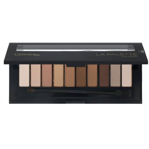L'Oreal, La Palette, 111 Nude, 0.62 oz (17.5 g) Review