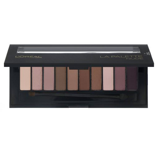 L'Oreal, La Palette, 112 Nude Intense, 0.62 oz (17.5 g) Review