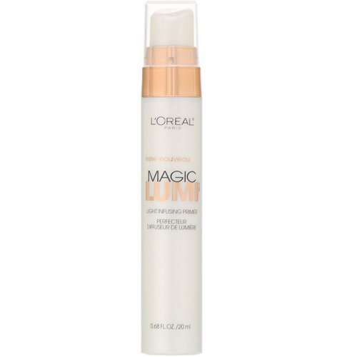 L'Oreal, Magic Lumi Light Infusing Primer, 0.68 fl oz (20 ml) Review