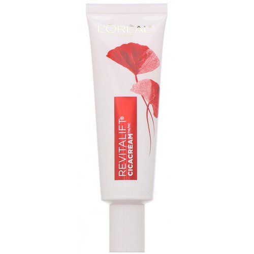 L'Oreal, Revitalift CicaCream, Anti-Wrinkle + Skin Barrier Repair, 1.7 fl oz (50 ml) Review
