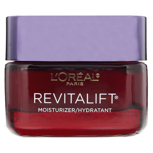 L'Oreal, Revitalift Triple Power, Intensive Anti-Aging Day Cream Moisturizer, 1.7 oz (48 g) Review