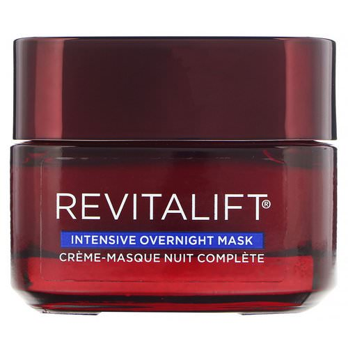L'Oreal, Revitalift Triple Power, Intensive Anti-Aging Overnight Mask, 1.7 oz (48 g) Review