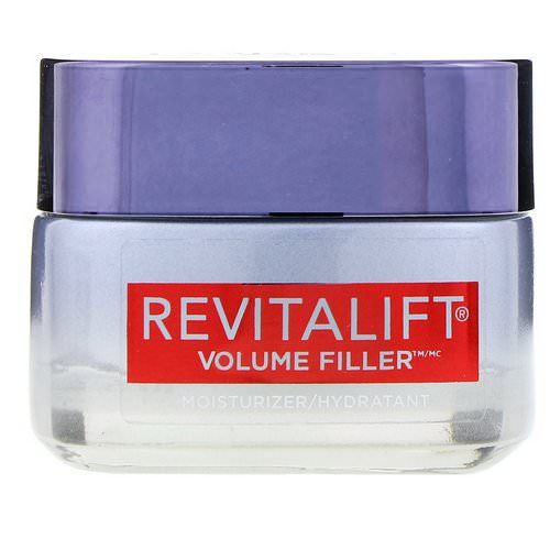 L'Oreal, Revitalift Volume Filler, Revolumizing Day Cream Moisturizer, 1.7 oz (48 g) Review