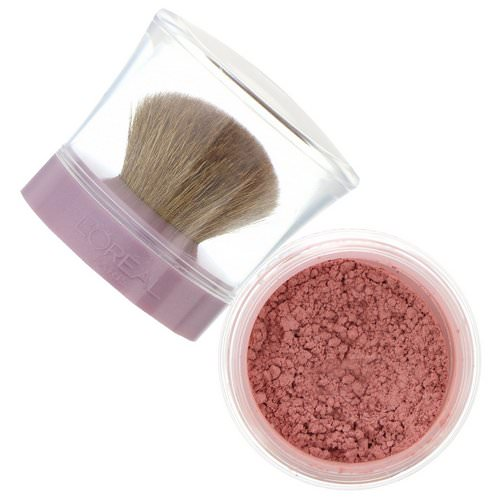 L'Oreal, True Match Naturale Mineral Blush, 488 Soft Rose, 0.15 oz (4.5 g) Review