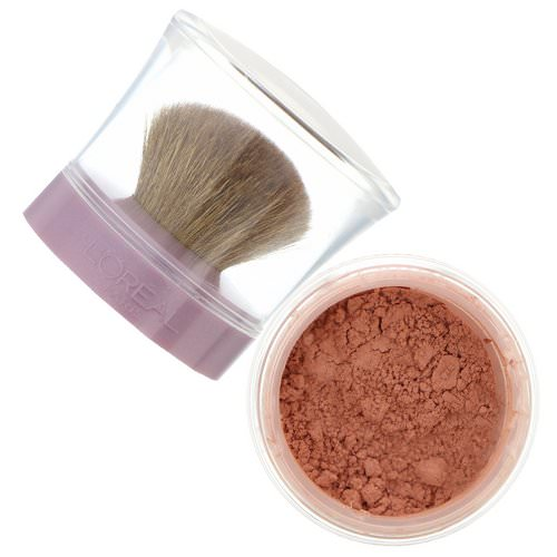 L'Oreal, True Match Naturale Mineral Blush, 492 Bare Honey, 0.15 oz (4.5 g) Review