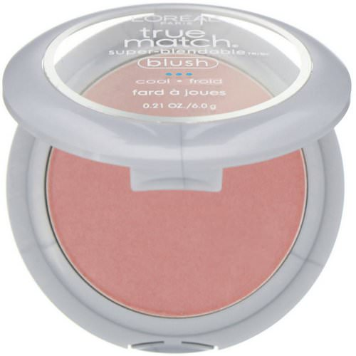 L'Oreal, True Match Super-Blendable Blush, C5-6 Rosy Outlook, .21 oz (6 g) Review