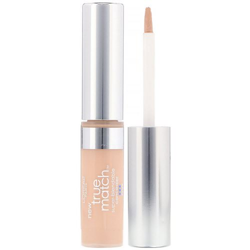 L'Oreal, True Match Super-Blendable Concealer, C1-2-3 Cool Fair/Light, .17 fl oz (5.2 ml) Review