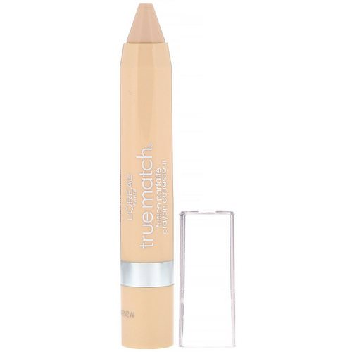 L'Oreal, True Match Super-Blendable Crayon Concealer, N1-2-3 Neutral Fair/Light, .1 oz (2.8 g) Review