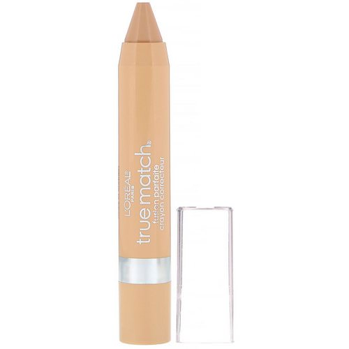 L'Oreal, True Match Super-Blendable Crayon Concealer, N4-5 Neutral Light/Medium, 0.1 oz (2.8 g) Review