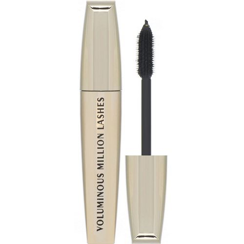 L'Oreal, Voluminous Million Lashes Mascara, 635 Blackest Black, 0.3 fl oz (9 ml) Review