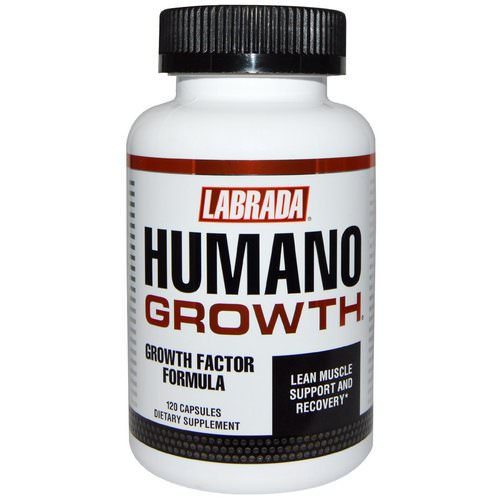 Labrada Nutrition, Humano Growth, 120 Capsules Review