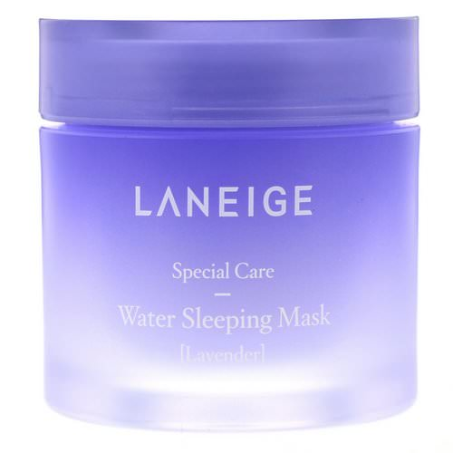 Laneige, Special Care, Water Sleeping Mask, Lavender, 70 ml Review