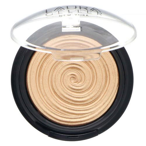 Laura Geller, Baked Gelato Swirl Illuminator, Gilded Honey, 0.16 oz (4.5 g) Review