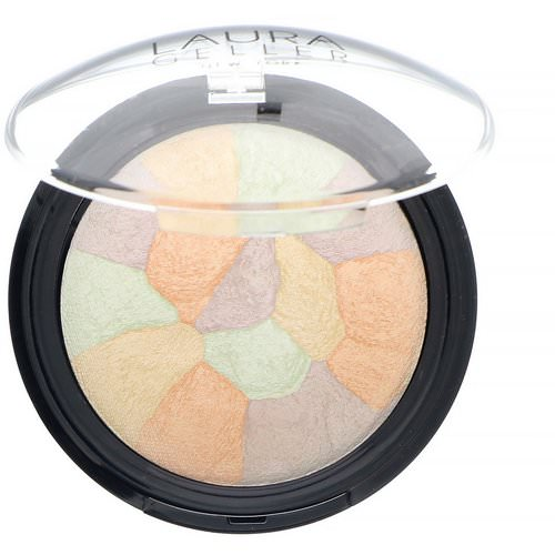 Laura Geller, Filter Finish, Baked Radiant Setting Powder, Universal, 0.24 oz (7 g) Review