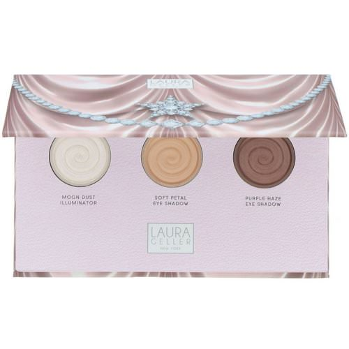 Laura Geller, Red Carpet Ready Palette, Face & Eyes, 0.04 oz (1.2 g) Review