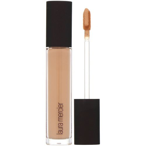 Laura Mercier, Flawless Fusion, Ultra-Longwear Concealer, 3W Medium With Warm Undertones, 0.23 fl oz (7 ml) Review