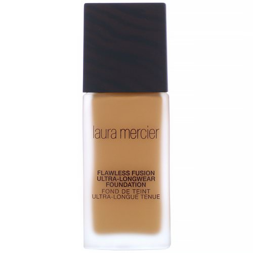 Laura Mercier, Flawless Fusion, Ultra-Longwear Foundation, 5N2 Hazelnut, 1 fl oz (30 ml) Review