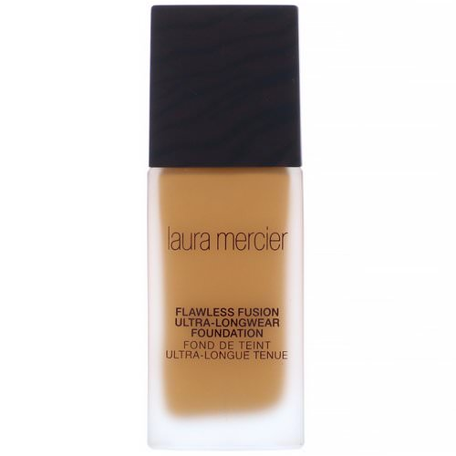 Laura Mercier, Flawless Fusion, Ultra-Longwear Foundation, 5N1 Pecan, 1 fl oz (30 ml) Review