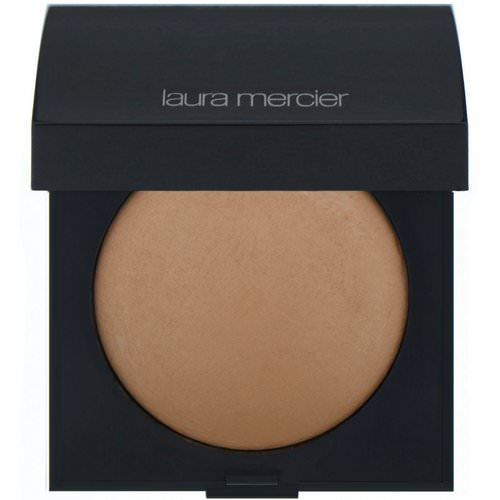 Laura Mercier, Matte Radiance Baked Powder, 03 Bronze Golden Nude, 0.26 oz (7.50 g) Review